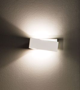 Picture of LINEA LIGHT ZIG ZAG WALL LAMP 26CM WHITE