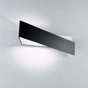Picture of LINEA LIGHT ZIG ZAG WALL LAMP 26CM BLACK
