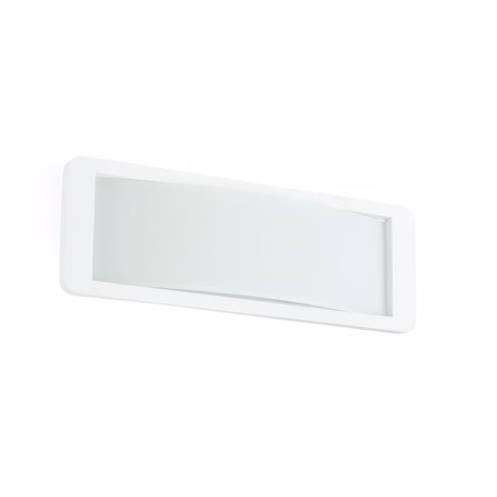 Picture of LINEA LIGHT SOLIDO WALL LAMP 33X11CM WHITE