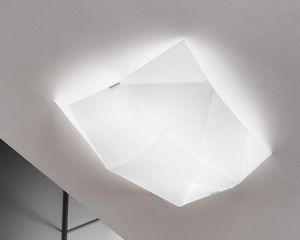 Picture of LINEA LIGHT FACE GLASS CEILING LAMP 48CM