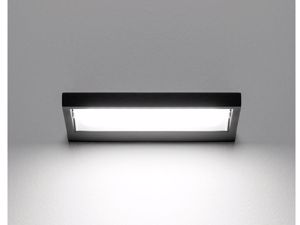 Picture of LED WALL LIGHT 19W 66CM MODERN DESIGN BLACK FINISH TABLET SERIES