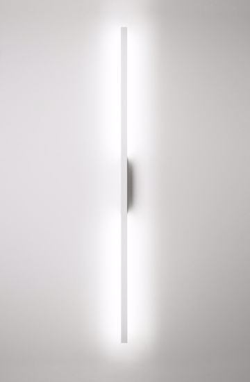Picture of LINEA LIGHT MA&DE XILEMA WHITE WALL LAMP LED THIN 149CM
