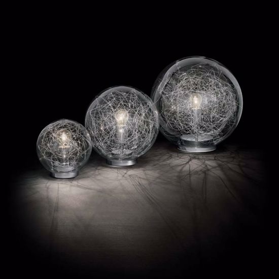 Picture of IDEAL LUX MAPA MAX SPHERE TABLE LAMP TL1 D30