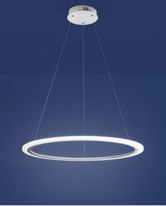 Picture of MAZZOLA ULTRA-MODERN RING LED LIGHT 37W Ø60 CM