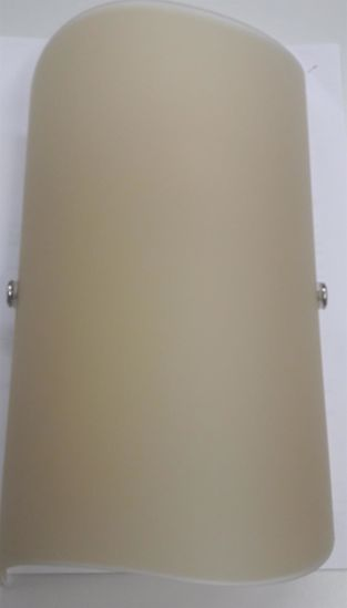 Picture of LINEA LIGHT ONDA WALL LAMP 16X27 AMBER