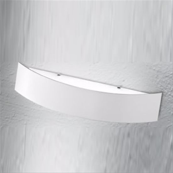 Picture of LINEA LIGHT CURVÈ LED WALL LAMP 40CM 15W WHITE