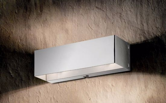 Picture of IDEAL LUX FLASH WALL LAMP IN METAL AP2