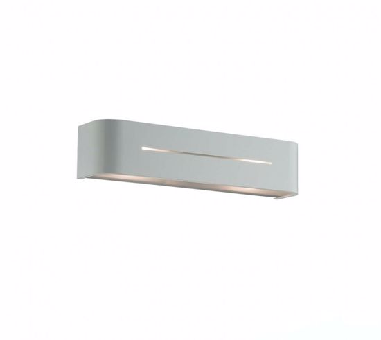 Picture of IDEAL LUX POSTA WALL LAMP AP2 WHITE