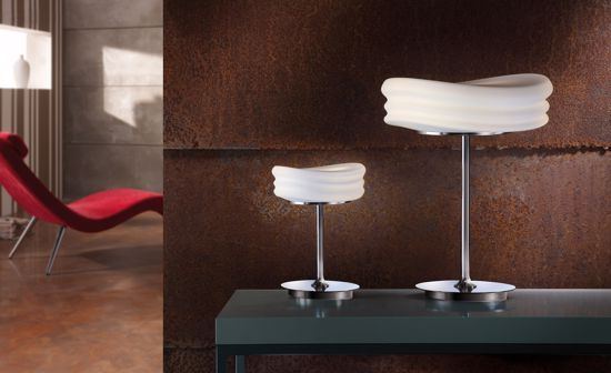 Picture of TABLE LAMP MODERN AND ORIGINAL DESIGN