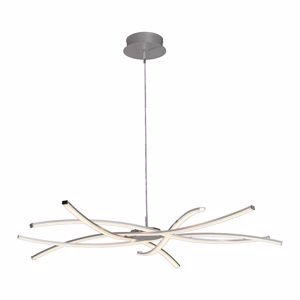 Picture of LAMPADARIO A LED PER SOGGIORNO MODERNO LED 42W 3000K