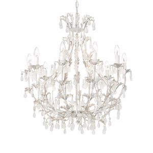 Picture of IDEALLUX CASCINA SP10 PROVENCAL CHANDELIER