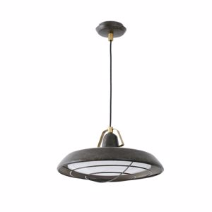 Picture of FARO BARCELONA PLEC SUSPENSION VINTAGE LED OUTDOOR IP44