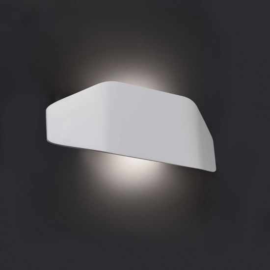 Picture of FARO FUTURE OUTDOOR WALL LAMP WHITE MODERN DESIGN
