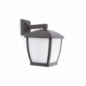 Picture of FARO MINI WILMA OUTDOOR WALL LAMP LANTERN H28CM