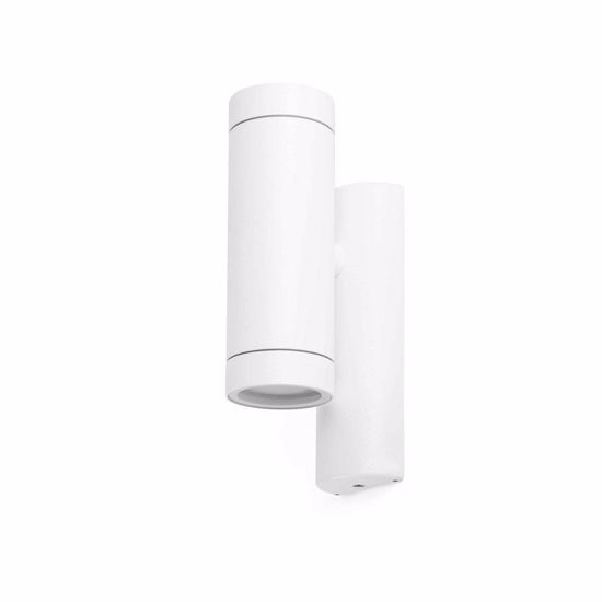 Picture of FARO STEPS OUTDOOR WALL LAMP WHITE 1 LIGHT