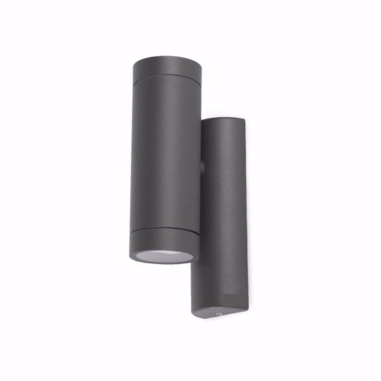 Picture of FARO STEPS OUTDOOR WALL LAMP GREY 1 LIGHT