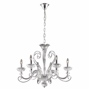 Picture of IDEALLUX ALEXANDER SP6 CONTEMPORARY CHANDELIER