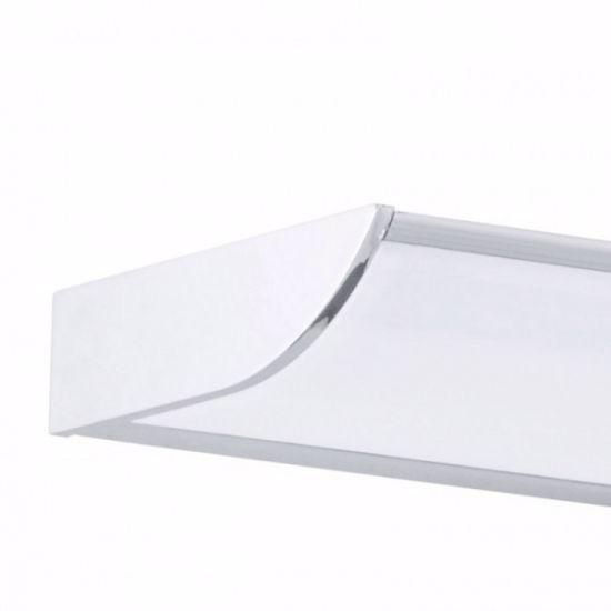 Picture of BIG LED BATHROOM MIRROR LIGHT METAL CHROME COLOUR CM60,5