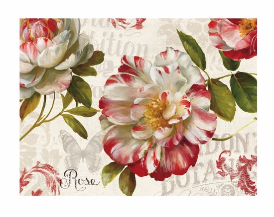 Picture of WALL ART FLOWERS PRINT ON CANVAS 200X120