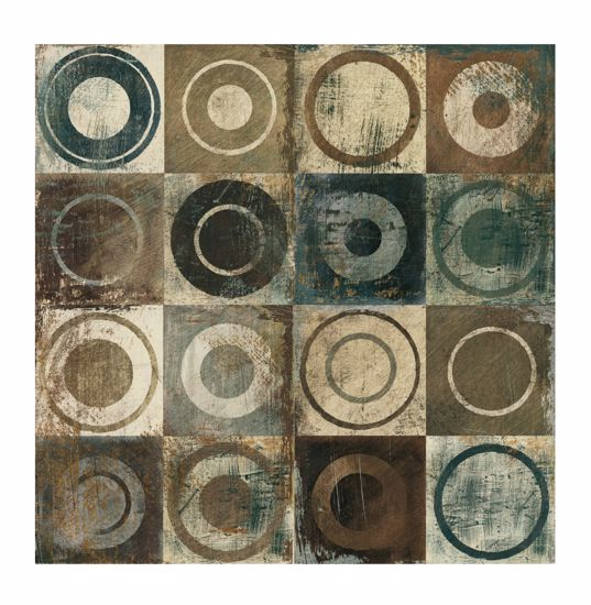 Picture of MANIE WALL ARTWORK ABSTRACT PRINT ON CANVAS 100X100