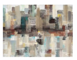Picture of MODERN ABSTRACT WALL ARTWORK 180X90 MODERN ETHNIC PRINT ON CANVAS