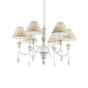 Picture of IDEAL LUX PROVENCE SP6 SUSPENSION