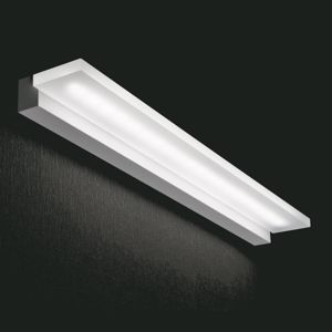 Picture of LED BATHROOM MIRROR LIGHT WHITE METAL STRUCTURE