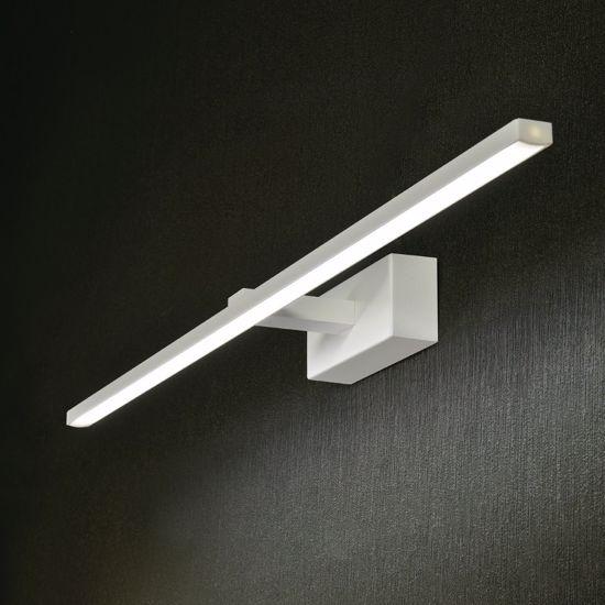 Picture of BIG LED BATHROOM MIRROR LIGHT WHITE ELEGANCE 20W 3000K PROMOINGROSS