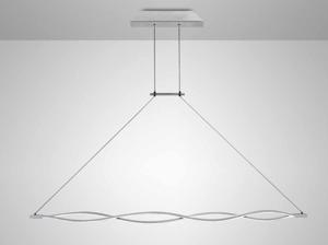 Picture of LAMPADARIO MODERNO LED DESIGN PER TAVOLO SOGGIORNO 42W 3000K