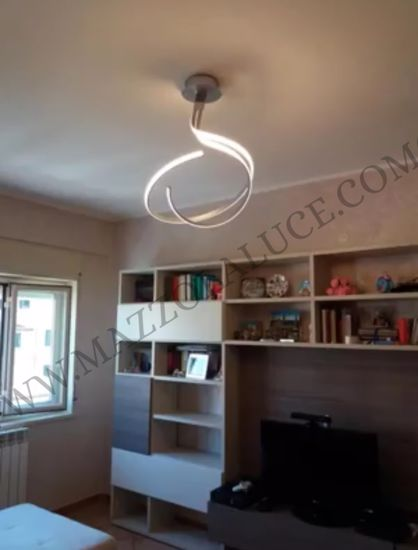Picture of MODERN PENDANT LIGHT LED 50W IN  METAL 50W