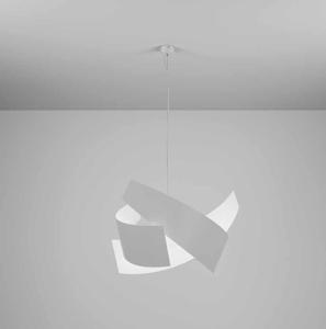 Picture of PENDANT LIGHT Ø65 MARCHETTI ELLA WHITE 3-LIGHT