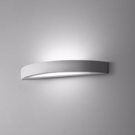 Picture of ISYLUCE WALL LAMP LED 18W IN GYPSUM 42CM