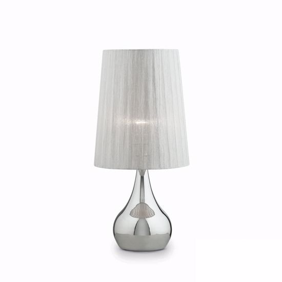Picture of IDEALLUX ETERNITY TL1 BIG TABLE LAMP IN CONTEMPORARY STYLE