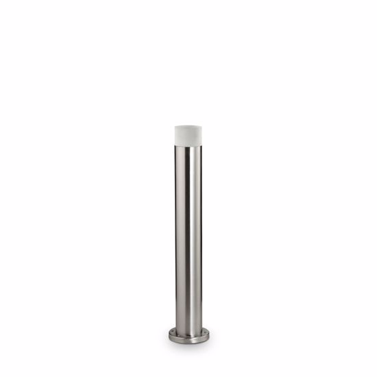 Picture of SMALL STEEL LAMPPOST VENUS FOR GARDENS IDEALLUX