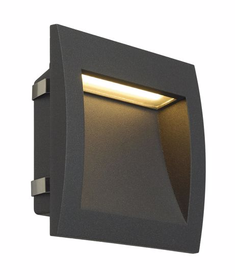 Picture of LED PATWAY RECESSED LIGHT IP55 ANTHRACITE COLOUR FOR OUTDOOR