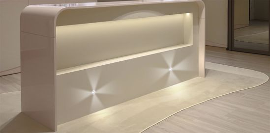 Picture of SIKREA LED SP513/A27 RECESSED FOOTPATH LED ALUMINIUM 2W 4000K