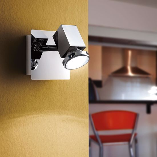 Picture of WALL LAMP LED GU10 1 SPOT