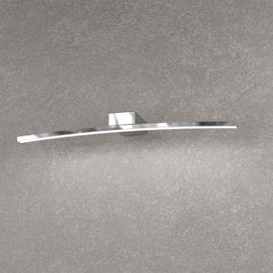 Picture of APPLIQUE LUCE PER SPECCHIO DA BAGNO CROMO 50CM 6W 4000K DESIGN MODERNO TOP LIGHT