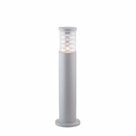 Picture of IDEAL LUX TRONCO WALL LAMP FOR GARDEN PT1 SMALL GREY