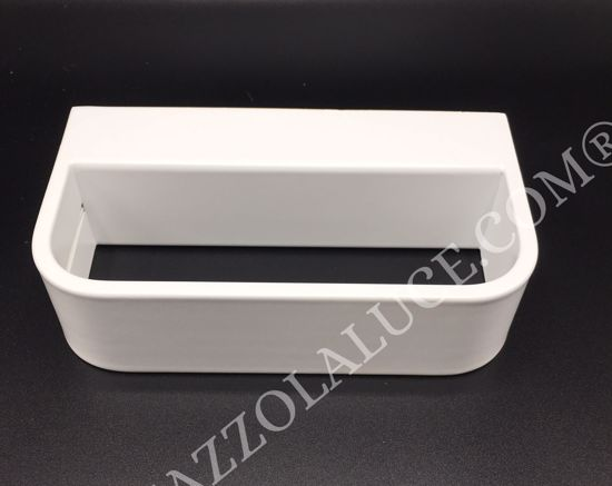 Picture of LED WALL LIGHT 6W WHITE METAL BIEMISSION ISYLUCE 915