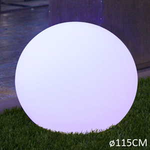 Picture of LINEA LIGHT OH! GARDEN OUTDOOR SPHERE Ø115 RGB