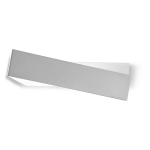 Picture of LINEA LIGHT ZIG ZAG WALL LAMP 43CM ALUMINIUM