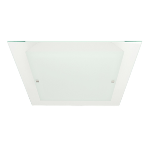 Picture of LINEA LIGHT LUMINOSA GLASS CEILING LAMP 45X45