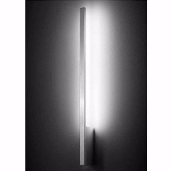 Picture of LINEA LIGHT MA&DE XILEMA ALUMINIUM WALL LAMP LED THIN H79CM