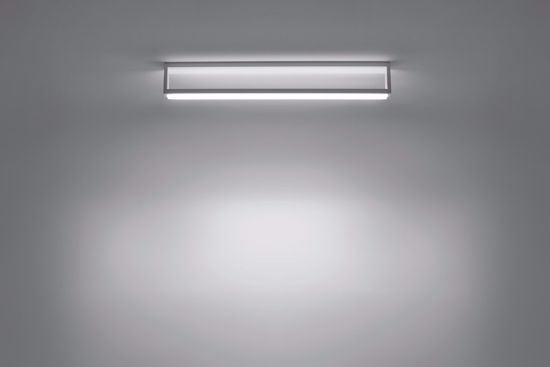 Picture of MA&DE TABLET LED CEILING LIGHT 31W WHITE FINISH MINIMAL DESIGN