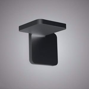 Picture of LED WALL LIGHT QUAD MODERN DESIGN BLACK SQUARED SHAPE LINEA LIGHT