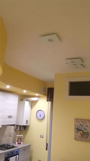 Picture of TOP LIGHT PLATE CEILING LAMP LED 3 LIGHTS