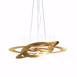 Picture of MARCHETTI AFELIO S60 GOLD SUSPENSION LED GOLD LEAF