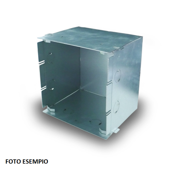 Picture of BELFIORE HOUSING BOX IN METALFOR MASONRY ART 4164 OR 4199