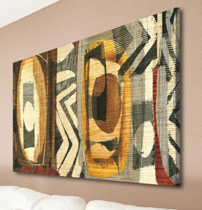 Picture of MANIE MODERN WALL ARTWORK CANVAS PRINT 70X40